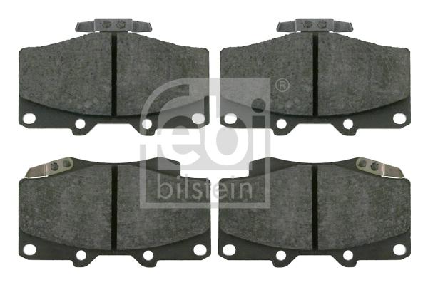 Sada brzdových platničiek kotúčovej brzdy Ferdinand Bilstein GmbH + Co KG 16537