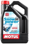 Motul Snow Power 2T  4L