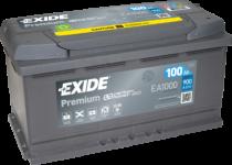 100Ah 12V EXIDE Premium