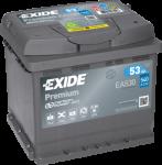 53Ah 12V EXIDE Premium