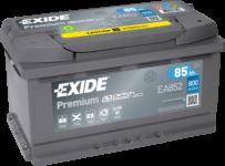 85Ah 12V EXIDE Premium ...
