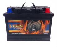 Akumulátor B-POWER 72Ah 640A